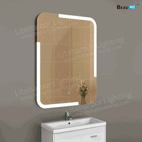 Art mirror light