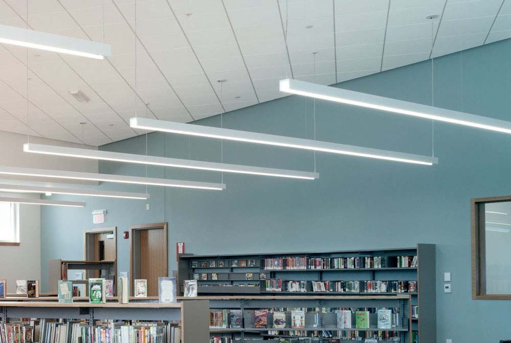 Navigator pendant Linear Light Simple Design & Excellent Performance