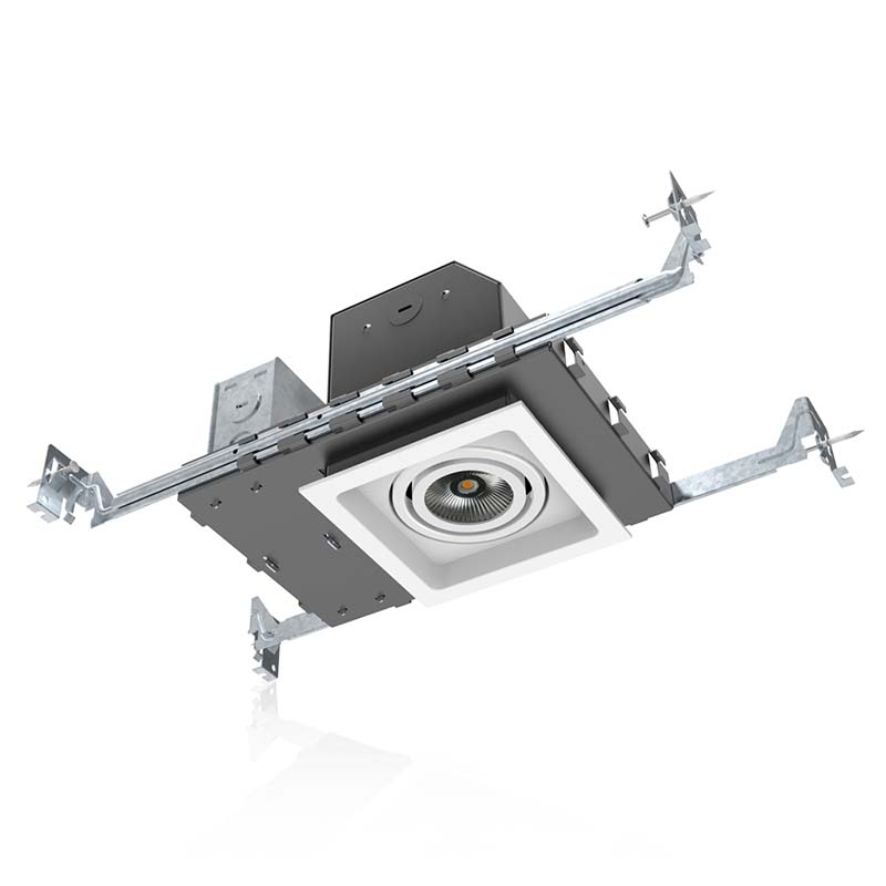 Trimmed Recessed Downlight