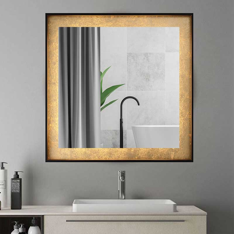 bathroom mirror light