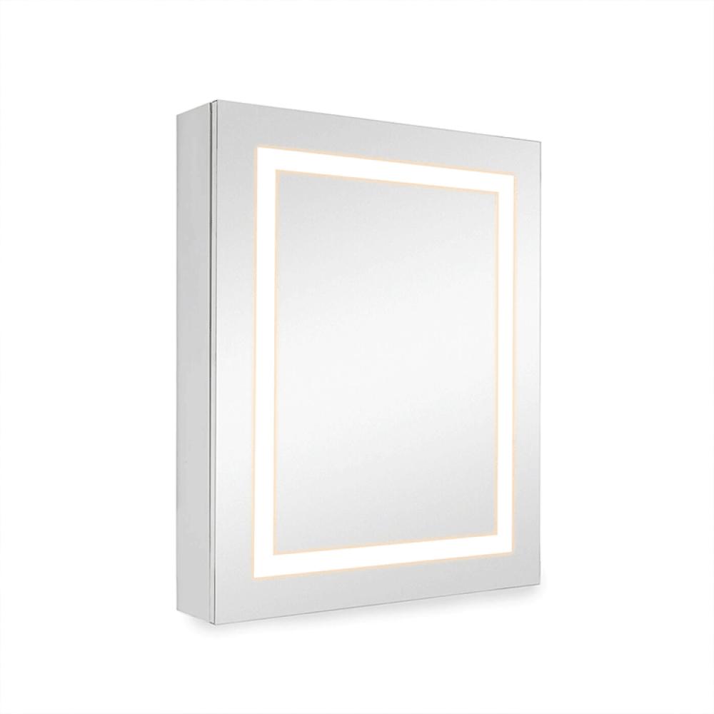 LED Bathroom Mirror Cabinet