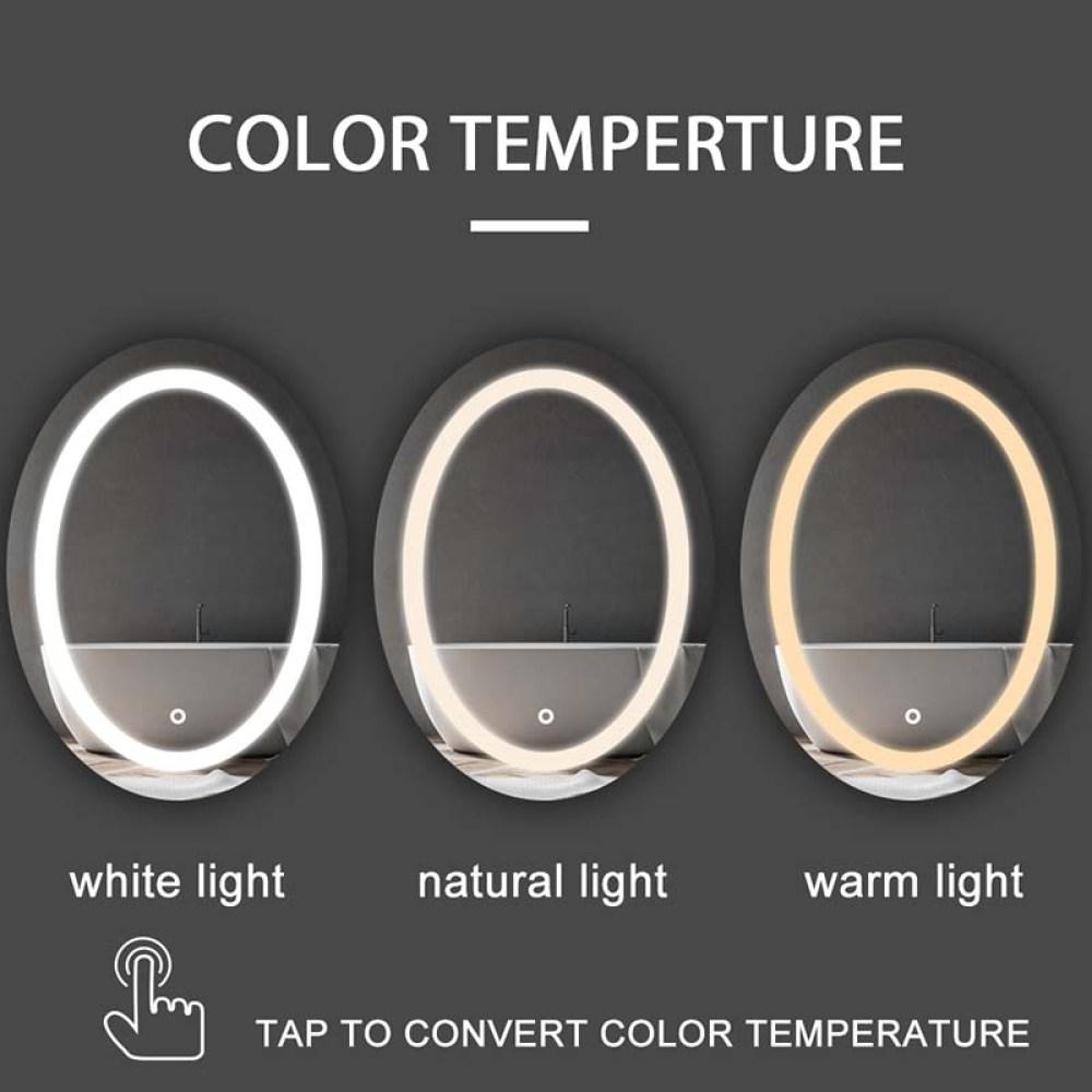 best lighted vanity mirror