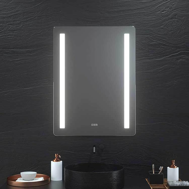 Smart Wall-mounted LED Bathroom Mirrors
