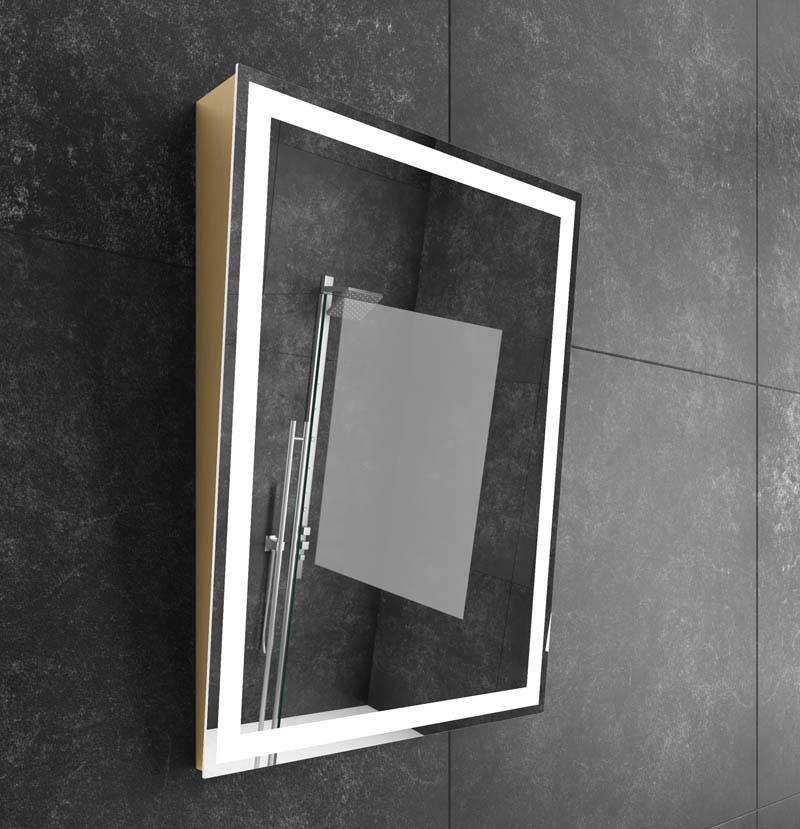 Smart ADA Mirrors and  Illuminated Bathroom LED Mirror