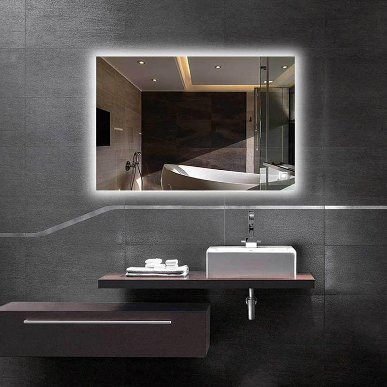 Smart Bathroom Mirrors: Enhancing the Aesthetics of your Bathroom Lighting Project