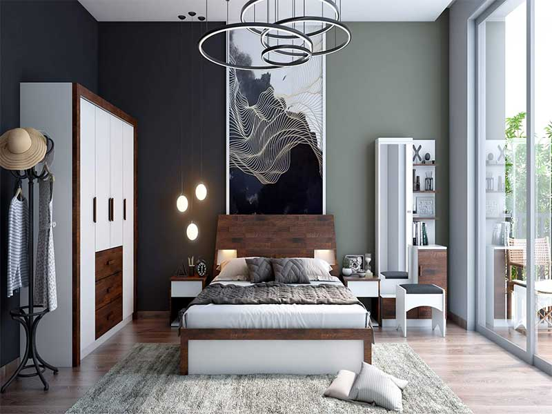 Bedroom Lighitng Idea