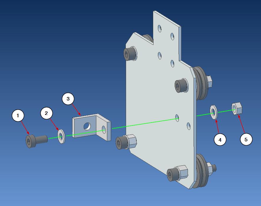 ybar left roller step3