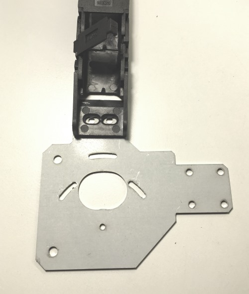 chain-to-x-motor-plate