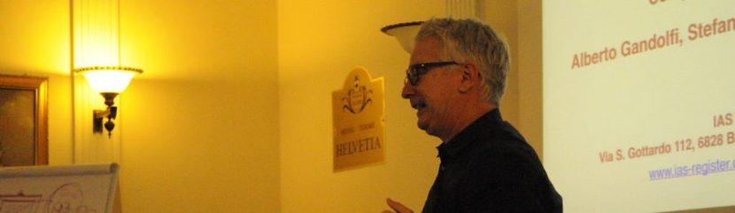Stefano Sedda - Complexity Literacy Meeting