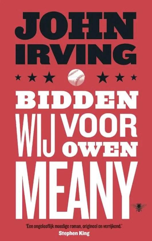 Omslag Bidden wij voor Owen Meany - John Irving