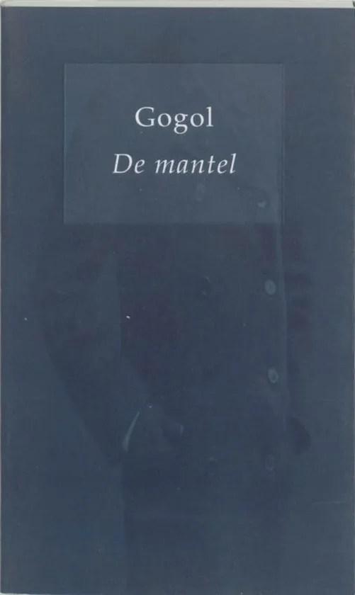 Omslag De mantel - Nikolaj Gogol