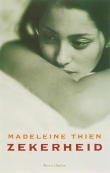 Omslag Zekerheid - Madeleine Thien
