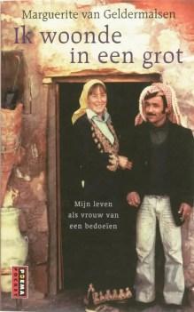 Omslag Ik woonde in een grot - Marguerite van Geldermalsen