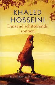 Omslag Duizend schitterende zonnen - Khaled Hosseini