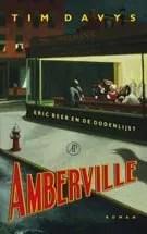 Omslag Amberville  -  Tim Davys