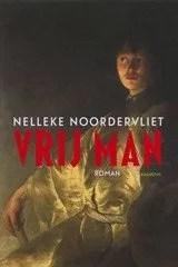 Omslag Vrij man - Nelleke Noordervliet