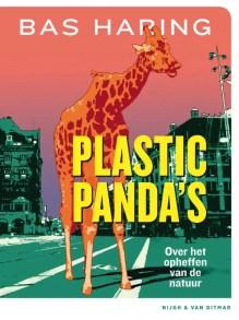 Omslag Plastic Panda's (POD) - Bas Haring