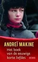 Omslag Het boek van de eeuwige korte liefdes  -  Andreï Makine