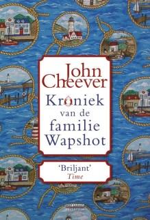 Omslag Kroniek van de familie Wapshot  -  John Cheever