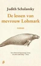 Omslag De lessen van mevrouw Lohmark  -  Judith Schalansky
