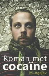 Omslag Roman met cocaïne  -  M. Agejev