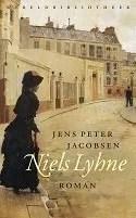 Omslag Niels Lyhne - Jens Peter Jacobsen