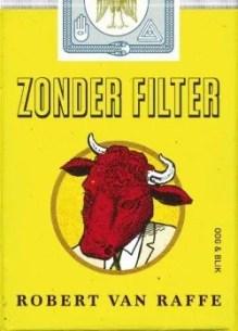 Omslag Zonder filter - Robert van Raffe