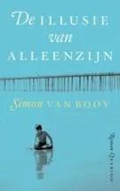 Omslag De illusie van alleenzijn - Simon Van Booy