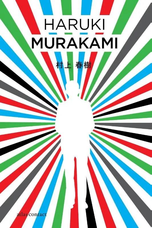 Omslag De kleurloze Tsukuru Tazaki en zijn pelgrimsjaren - Haruki Murakami