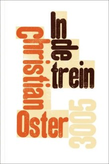 Omslag In de trein  -  Christian Oster
