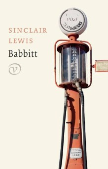 Omslag Babbitt - Sinclair Lewis