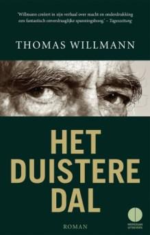Omslag Het duistere dal  -  Thomas Willmann