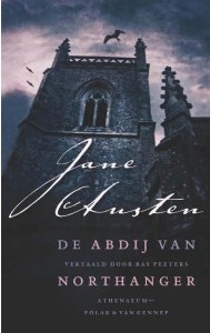 Omslag De abdij van Northanger  -  Jane Austen