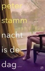Omslag Nacht is de dag - Peter Stamm