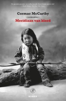 Omslag Meridiaan van bloed  - Cormac McCarthy