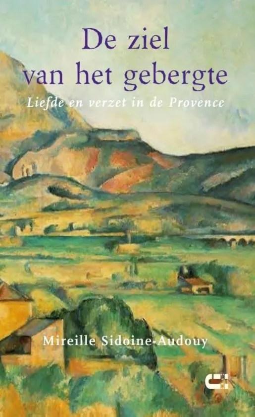 Omslag De ziel van het gebergte  - Mireille Sidoine-Audouy