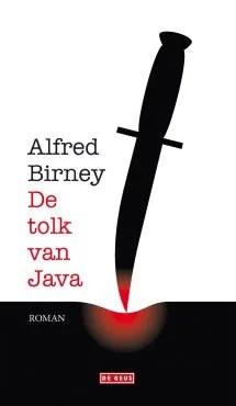 Omslag De tolk van Java - Alfred Birney