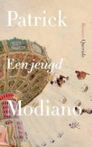 Omslag Een jeugd - Patrick Modiano