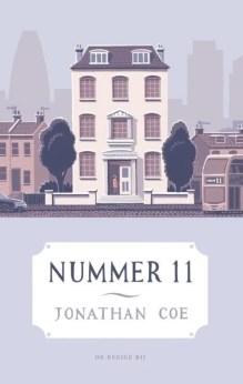 Omslag Nummer 11 - Jonathan Coe
