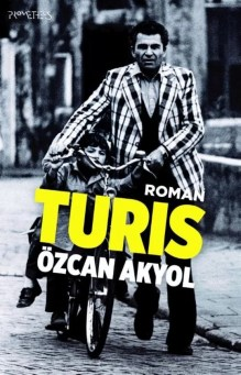 Omslag Turis - Özcan Akyol