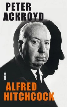 Omslag Alfred Hitchcock - Peter Ackroyd