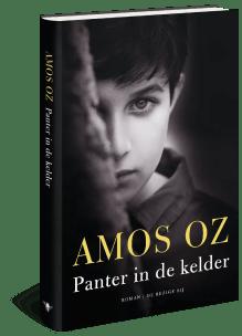Omslag Panter in de kelder - Amos Oz