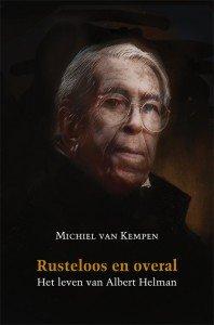 Omslag Rusteloos en overal - Michiel van Kempen