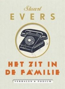 Omslag Het zit in de familie - Stuart Evers