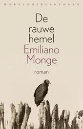 Omslag De rauwe hemel - Emiliano Monge