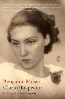 Omslag Clarice Lispector - Benjamin Moser
