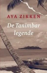 Omslag De Tanimbar-legende - Aya Zikken