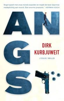 Omslag Angst - Dirk Kurbjuweit