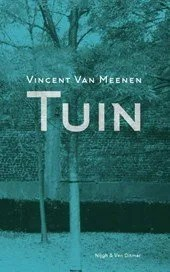 Omslag Tuin - Vincent Van Meenen