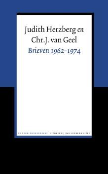 Omslag Brieven 1962-1974 - Judith Herzberg ; Chris van Geel